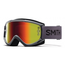 Fuel V.1 Max M Charcoal Red Mirror by Smith Optics