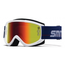 Fuel V.1 Max M Archive 1989-White Red Mirror by Smith Optics