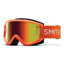 Fuel V.1 Max M Orange Red Mirror by Smith Optics