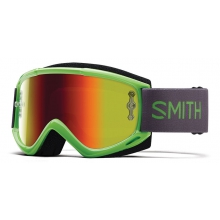 Fuel V.1 Max M Reactor Red Mirror by Smith Optics