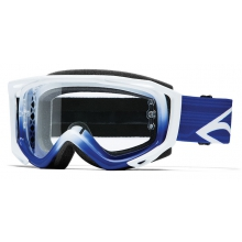 Fuel V.2 Sweat X White/Blue Clear AFC by Smith Optics