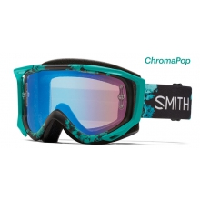 Fuel V.2 Opal Unexpected ChromaPop Contrast Rose Flash by Smith Optics