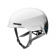 Maze Bike White Feathers Large (59-62 cm) by Smith Optics