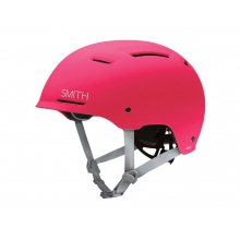 Axle Matte Neon Pink Medium (55-59 cm) by Smith Optics