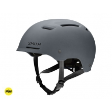 Axle Matte Cement - MIPS MIPS - Large (59-62 cm) by Smith Optics