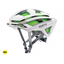 Overtake White - MIPS MIPS - Large (59-62 cm) by Smith Optics