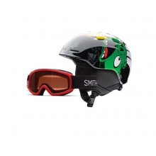 Zoom/Sidekick Combo Angry Birds Youth Small (48-53 cm) by Smith Optics