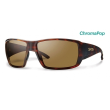 Guide's Choice Matte Havana ChromaPop Polarized Brown by Smith Optics in Vernon Bc