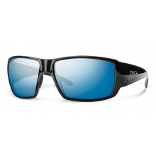 Guide's Choice Black Techlite Polarized Blue Mirror by Smith Optics