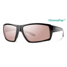 Challis Matte Black ChromaPop+  Polarchromic Ignitor by Smith Optics