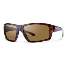 Challis Tortoise Techlite Polarized Brown by Smith Optics