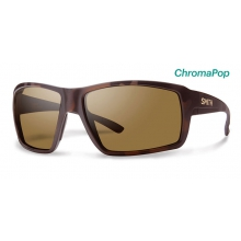 Colson Matte Tortoise ChromaPop Polarized Brown by Smith Optics