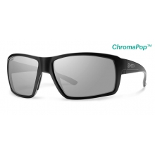 Colson Matte Black ChromaPop+  Polarized Platinum by Smith Optics