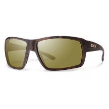 Colson Matte Tortoise ChromaPop+  Polarized Bronze Mirror by Smith Optics