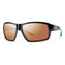 Colson Black Techlite Polarchromic Copper Mirror by Smith Optics in Edwards Co