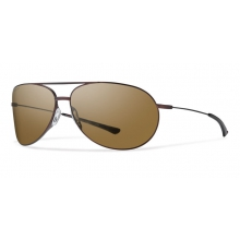 Rockford Matte Brown Polarized Brown by Smith Optics
