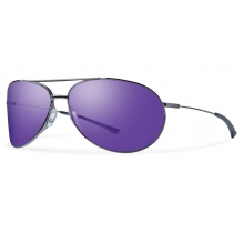 Rockford Gunmetal Purple Sol-X Mirror by Smith Optics