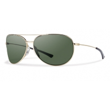 Rockford Slim Gold Polarized Gray Green by Smith Optics