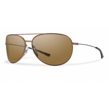 Rockford Slim Matte Desert Polarized Brown by Smith Optics