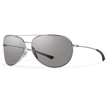 Rockford Slim Silver Polarized Platinum by Smith Optics in Edwards Co