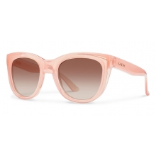 Sidney Blush Sienna Gradient by Smith Optics in Sylva Nc
