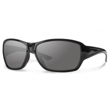 Purist Black Polarized Gray by Smith Optics in Mobile Al
