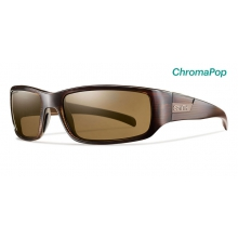 Prospect Brown Stripe ChromaPop Polarized Brown by Smith Optics