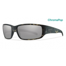 Prospect Matte Camo ChromaPop Polarized Platinum by Smith Optics