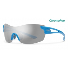 PivLock Asana French Blue ChromaPop Platinum by Smith Optics