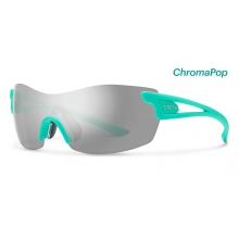 PivLock Asana Matte Opal ChromaPop Platinum by Smith Optics in Chino Ca