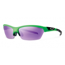 Approach Reactor Green Purple Sol-X Mirror by Smith Optics