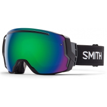 I/O 7 Black Green Sol-X Mirror by Smith Optics