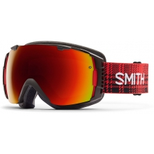 I/O - Red Sol X Mirror by Smith Optics