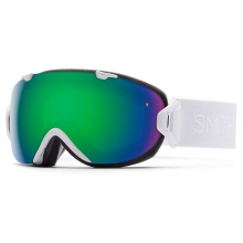 I/OS Black Green Sol-X Mirror by Smith Optics