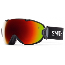 I/OS Black Red Sol-X Mirror by Smith Optics