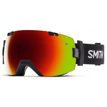 I/OX Black Red Sol-X Mirror by Smith Optics