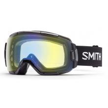 Vice Black Yellow Sensor Mirror by Smith Optics