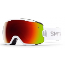 Vice White Red Sol-X Mirror by Smith Optics