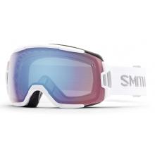 Vice White Blue Sensor Mirror by Smith Optics