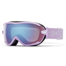 Virtue Blush Blue Sensor Mirror by Smith Optics