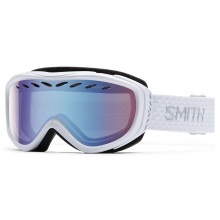 Transit White Blue Sensor Mirror by Smith Optics