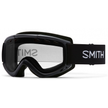 Cascade Black Clear Anti-Fog by Smith Optics