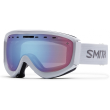 Prophecy OTG White Blue Sensor Mirror by Smith Optics