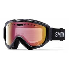 Knowledge OTG Black Red Sensor Mirror by Smith Optics