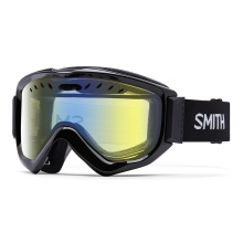 Knowledge OTG Black Yellow Sensor Mirror by Smith Optics