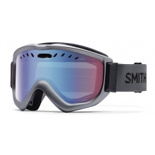 Knowledge OTG Graphite Blue Sensor Mirror by Smith Optics