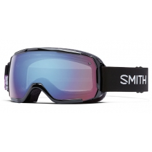 Grom Black Angry Birds Blue Sensor Mirror by Smith Optics