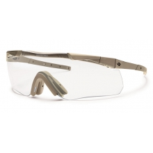 Aegis Echo II Compact Tan 499 Gray by Smith Optics in Truckee Ca