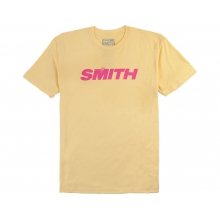 Archive Mens Tee Yellow Extra Extra Large by Smith Optics