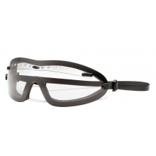 Boogie Regulator Goggle Black Clear Mil-Spec